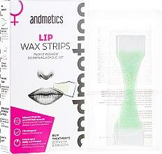 Parfüm, Parfüméria, kozmetikum Ajakbalzsam - Andmetics Lip Wax Strips Women