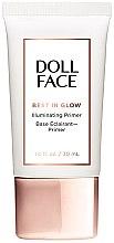 Parfüm, Parfüméria, kozmetikum Primer - Doll Face Best In Glow Illuminating Primer