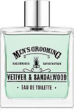 Parfüm, Parfüméria, kozmetikum Scottish Fine Soaps Men's Grooming Vetiver & Sandalwood - Eau De Toilette