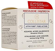 Parfüm, Parfüméria, kozmetikum Hidratáló gél-krém hialuronsavval - Collistar Pure Actives Moisturizing Acid Aquagel