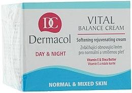 Parfüm, Parfüméria, kozmetikum Regeneráló krém normál és vegyes bőrtípusra - Dermacol Face Care Vital Balance