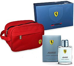 Parfüm, Parfüméria, kozmetikum Ferrari Light Essence - Szett (edt/125ml + bag)