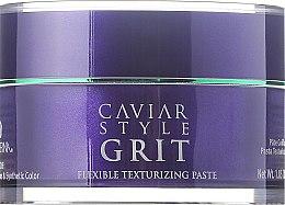 Parfüm, Parfüméria, kozmetikum Hajformázó paszta fekete kaviár kivonattal - Alterna Caviar Style Grit Flexible Texturizing Paste