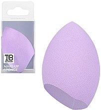 Parfüm, Parfüméria, kozmetikum Sminkszivacs, halványlila - Tools For Beauty Olive 2 Cut Makeup Sponge Purple