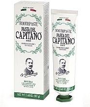 Parfüm, Parfüméria, kozmetikum Fogkrém növényi kivonatokkal - Pasta Del Capitano 1905 Natural Herbs Toothpaste