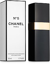Parfüm, Parfüméria, kozmetikum Chanel N5 - Eau De Toilette (utántöltő)