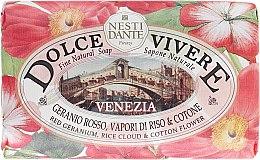 "Parfüm, Parfüméria, kozmetikum ""Velence"" szappan - Nesti Dante Dolce Vivere Soap"