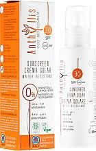 Parfüm, Parfüméria, kozmetikum Vízálló napvédő krém SPF30 - Anthyllis Sunscreen Creama Solar Water Resistant