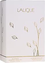 Parfüm, Parfüméria, kozmetikum Lalique Eau de Parfum - Szett (edp/50ml + b/balm/150ml)