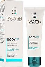 Parfüm, Parfüméria, kozmetikum Aktív lábápoló szérum repedezett bőrre - Iwostin Body Pro Serum