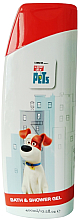 Parfüm, Parfüméria, kozmetikum Baba fürdető - Corsair The Secret Life Of Pets Bath&Shower Gel