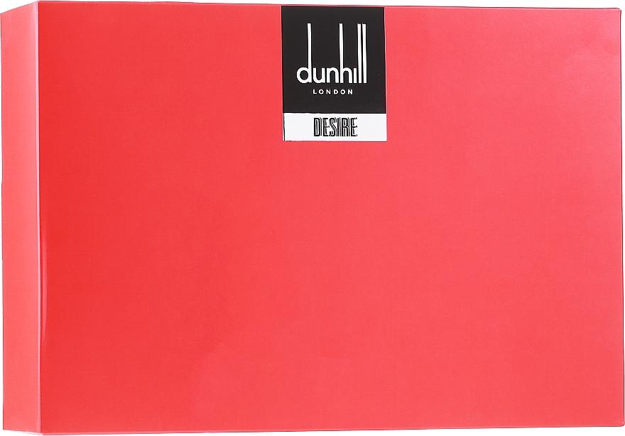 Alfred Dunhill Desire Red - Szett (edt/100ml + edt/30ml + deo/195 ml)
