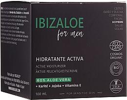 Parfüm, Parfüméria, kozmetikum Arckrém - Ibizaloe Active Moisturizer