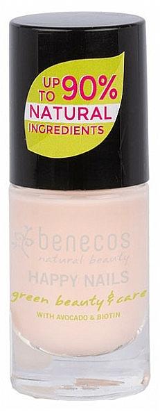 Körömlakk, 5 ml - Benecos Happy Nails Nail Polish