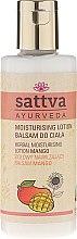 Parfüm, Parfüméria, kozmetikum Testápoló - Sattva Herbal Moisturising Lotion Mango
