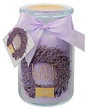 Parfüm, Parfüméria, kozmetikum Illatosított gyertya, 10x16 cm, 700 g. - Artman Lavender Meadow