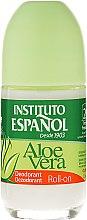 """Parfüm, Parfüméria, kozmetikum Golyós dezodor """"Aloe vera"""" - Instituto Espanol Aloe Vera Roll-on Deodorant"""