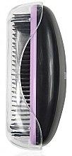 Parfüm, Parfüméria, kozmetikum Hajkefe 1245, fekete-lila - Donegal Hair Brush