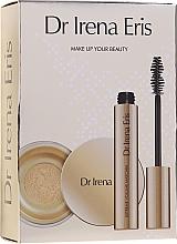 Parfüm, Parfüméria, kozmetikum Készlet - Dr Irena Eris Make Up Your Beauty (powder/10g + mascara/9ml)