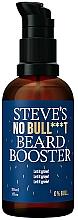 Parfüm, Parfüméria, kozmetikum Szakállolaj férfiaknak - Steve`s No Bull***t Beard Booster