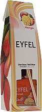 """Parfüm, Parfüméria, kozmetikum Aromadiffúzor """"Mangó"""" - Eyfel Perfume Reed Diffuser Mango"""