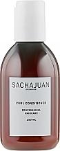 Parfüm, Parfüméria, kozmetikum Kondicionáló göndör hajra - Sachajuan Stockholm Curl Conditioner Travel Size