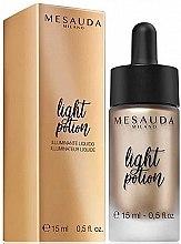 Parfüm, Parfüméria, kozmetikum Highlighter - Light Potion Liquid Highlighter Mesauda