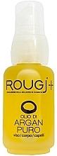 Parfüm, Parfüméria, kozmetikum Argánolaj arcra, testre és hajra - Rougj+ Pure Argan Oil