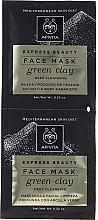 Parfüm, Parfüméria, kozmetikum Mélytisztító arcmaszk - Apivita Intensive Exfoliating Mask