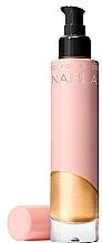 Parfüm, Parfüméria, kozmetikum Highlighter testre - Nabla Body Glow Sugar Babe Body Highlighter