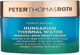 Parfüm, Parfüméria, kozmetikum Hidratáló arckrém - Peter Thomas Roth Hungarian Thermal Water Mineral-Rich Moisturizer