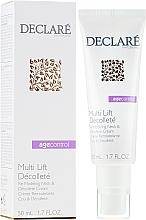 Parfüm, Parfüméria, kozmetikum Modellező krém nyakra és dekoltázsra - Declare Age Control Multi Lift Decollete Re-Modeling Neck