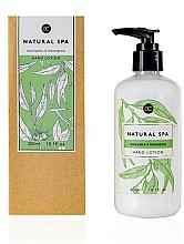 Parfüm, Parfüméria, kozmetikum Lotion kézre - Accentra Natural Spa Eucalyptus & Lemon Grass Hand Lotion