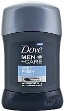 """Parfüm, Parfüméria, kozmetikum Dezodor stift fárfiaknak """"Cool Fresh"""" - Dove"""