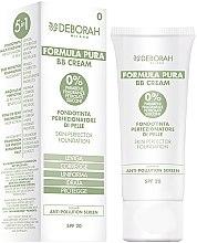 Parfüm, Parfüméria, kozmetikum BB krém - Deborah Milano Formula Pura BB Cream 5in1