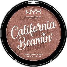 Parfüm, Parfüméria, kozmetikum Test és arc bronzosító - NYX Professional California Beamin Face & Body Bronzer