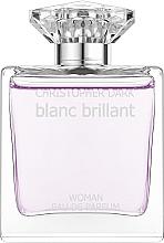 Parfüm, Parfüméria, kozmetikum Christopher Dark Blanc Brillant - Eau De Parfum