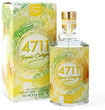 Parfüm, Parfüméria, kozmetikum Maurer & Wirtz 4711 Remix Cologne Lemon - Kölni