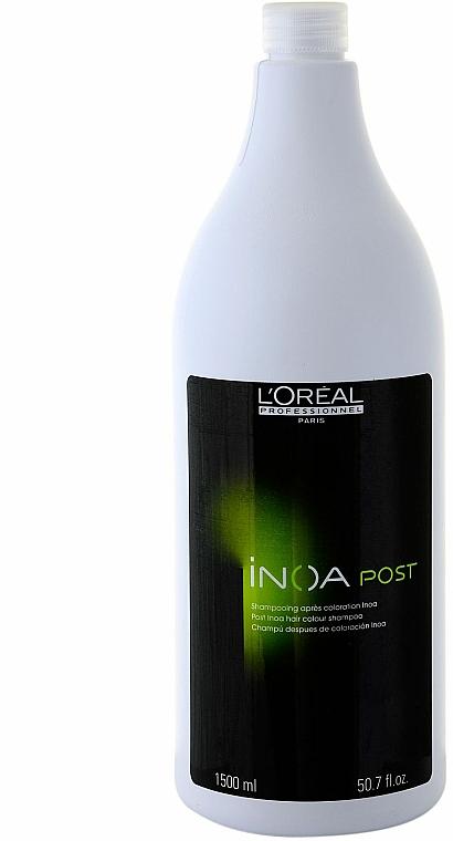 Hajfestés utáni sampon - L'Oreal Professionnel Inoa Post-Shampoo — fotó N1