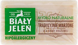 Parfüm, Parfüméria, kozmetikum Hipoallergén natúr szappan - Bialy Jelen Hypoallergenic Natural Soap