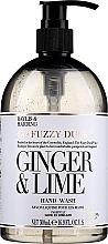 Parfüm, Parfüméria, kozmetikum Folyékony szappan - Baylis & Harding Fuzzy Duck Hand Wash, Ginger & Lime