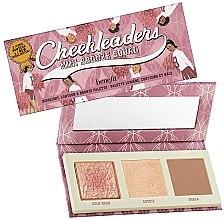 Parfüm, Parfüméria, kozmetikum Kontúrozó paletta - Benefit Cheekleaders Mini Bronze Squad