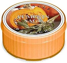 Parfüm, Parfüméria, kozmetikum Tea gyertya - Kringle Candle Pumpkin Sage Daylight