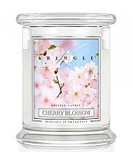 Parfüm, Parfüméria, kozmetikum Illatgyertya üvegben - Kringle Candle Cherry Blossom