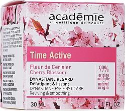 Parfüm, Parfüméria, kozmetikum Krém szemkörnyékre simító hatással - Academie Time Active Cherry Blossom Dynastiane Eye First Care