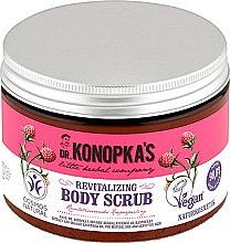Parfüm, Parfüméria, kozmetikum Regeneráló testradír - Dr. Konopka's Revitalizing Body Scrub