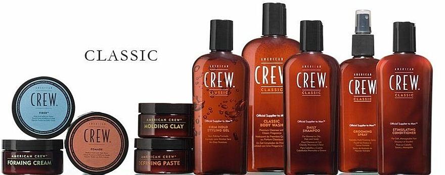 Sampon ősz hajra - American Crew Classic Gray Shampoo — fotó N2