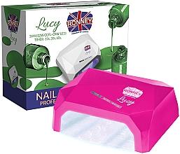 Parfüm, Parfüméria, kozmetikum CCFL+LED lámpa, sötét rózsaszín - Ronney Professional Lucy CCFL + LED 38W (GY-LCL-021) Lamp