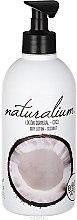 """Parfüm, Parfüméria, kozmetikum Tápláló kéz és testápoló """"Kókusz"""" - Naturalium Body Lotion Coconut"""