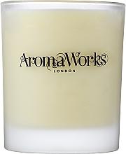 """Parfüm, Parfüméria, kozmetikum Illatosított gyertya """"Nyugalom"""" - AromaWorks Serenity Candle"""